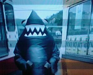 Mr Sharky